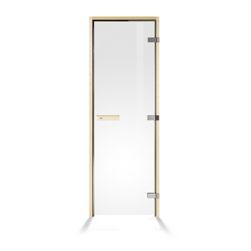 Tylo Sauna Aspen Door With Smoked Glass - 1890mm x 690mm