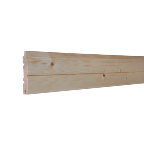 Tylo Spruce Sauna Ceiling & Wall Panelling 240mm x 96mm (10 Panels Per Pack)