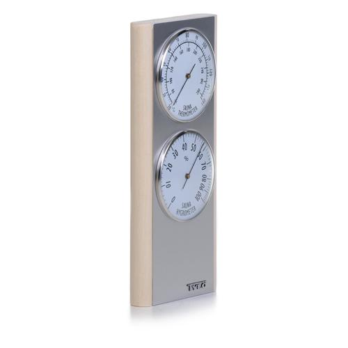 tylo blonde sauna hygrometer thermometer. Black Bedroom Furniture Sets. Home Design Ideas