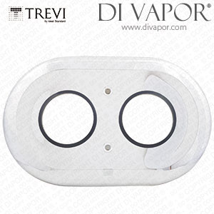 Trevi A953154AA11 Shower Valve Faceplate (Ideal Standard)