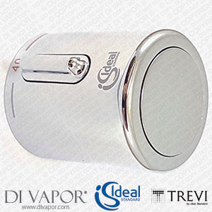 A960701AA Ideal Standard / Trevi Temperature Handle Compl. Chrome