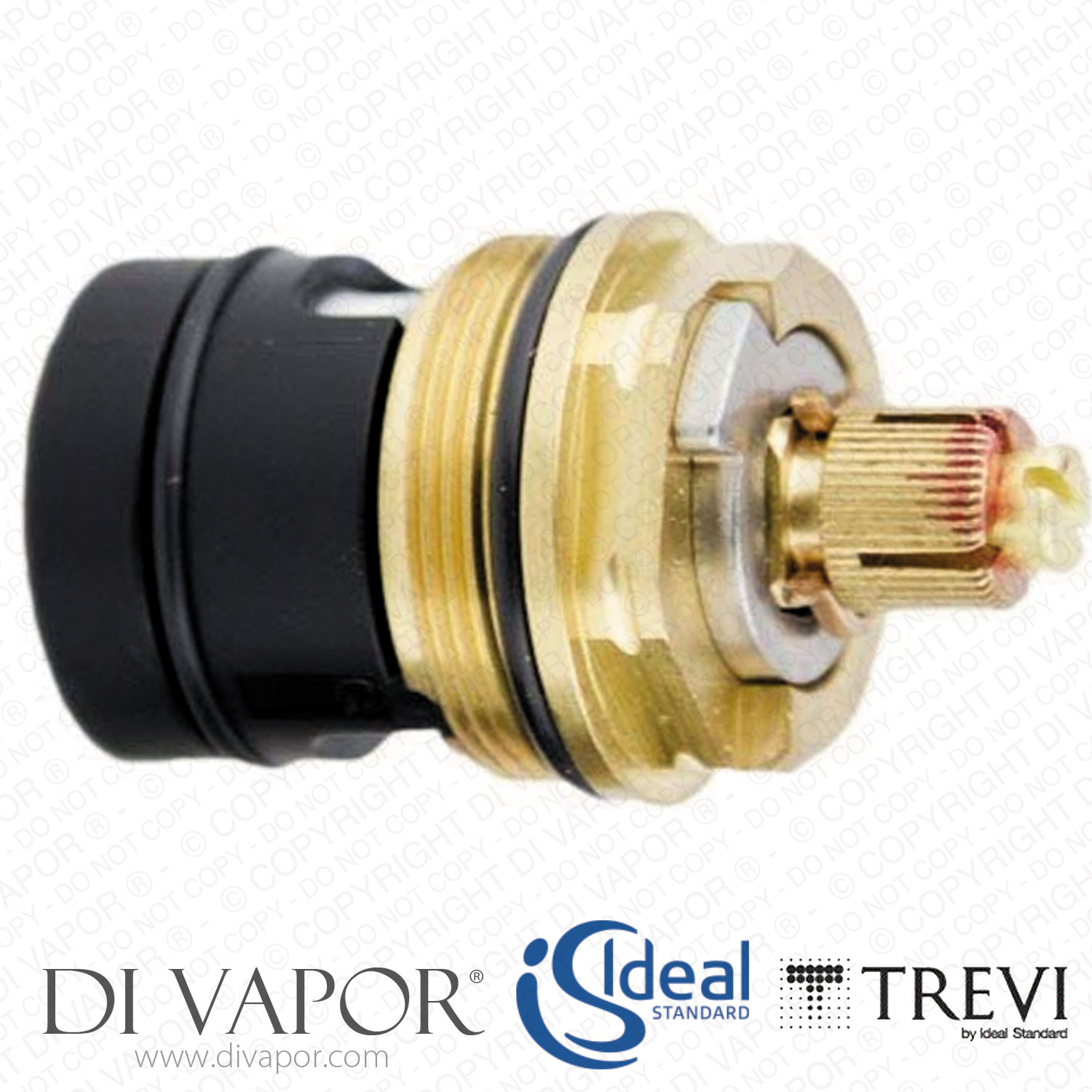 A960938nu Ideal Standard Trevi Dualux On Off Flow
