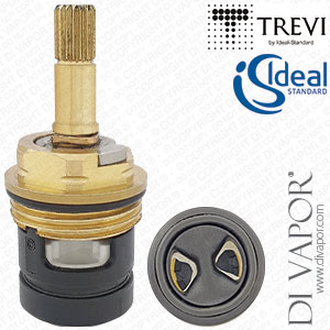 A961010NU Ideal Standard Trevi Cold On Off Flow Cartridge for Shower Valves Clockwise Close