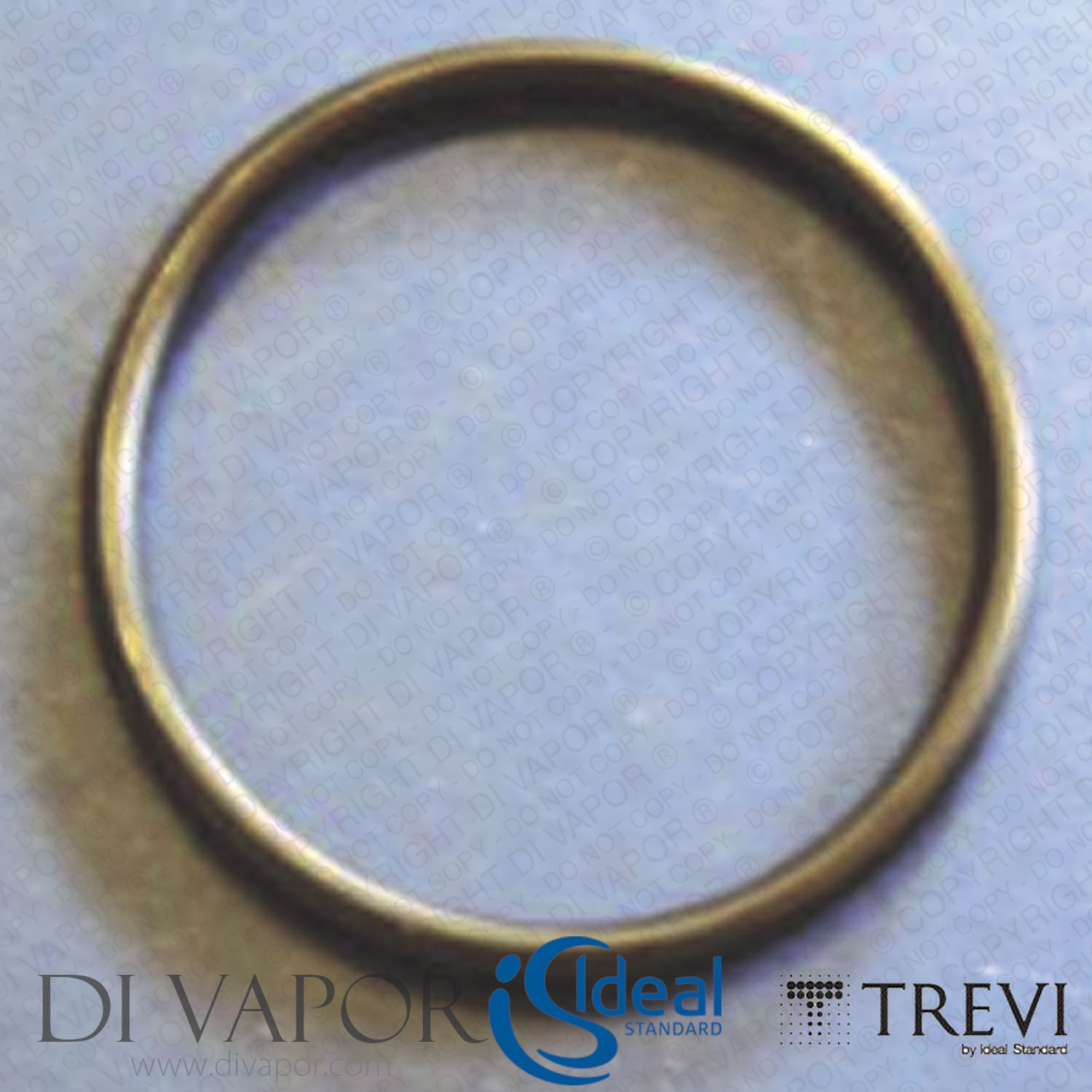 A961623NU Ideal Standard / Trevi O Ring For Plastic Back Plate ...