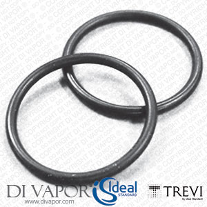 A961667NU Ideal Standard / Trevi Ceramix O'Ring for Cartridge (28.3mm x 1.78mm)