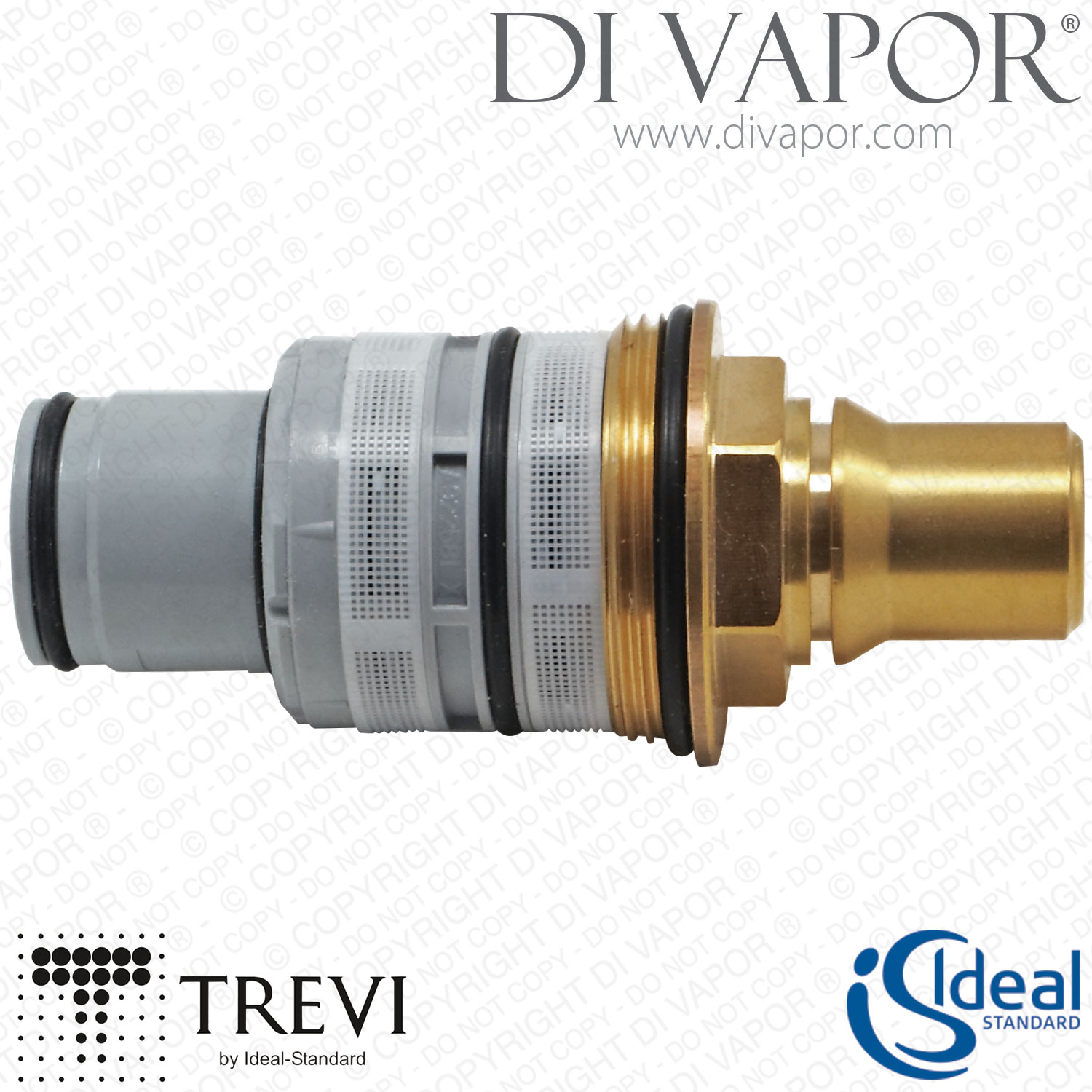 Ideal Standard Trevi A962229nu Ecotherm 1 2 Inch