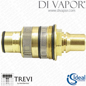 Ideal Standard Trevi A963348AA Boost Thermostatic Cartridge Valve Plastic France