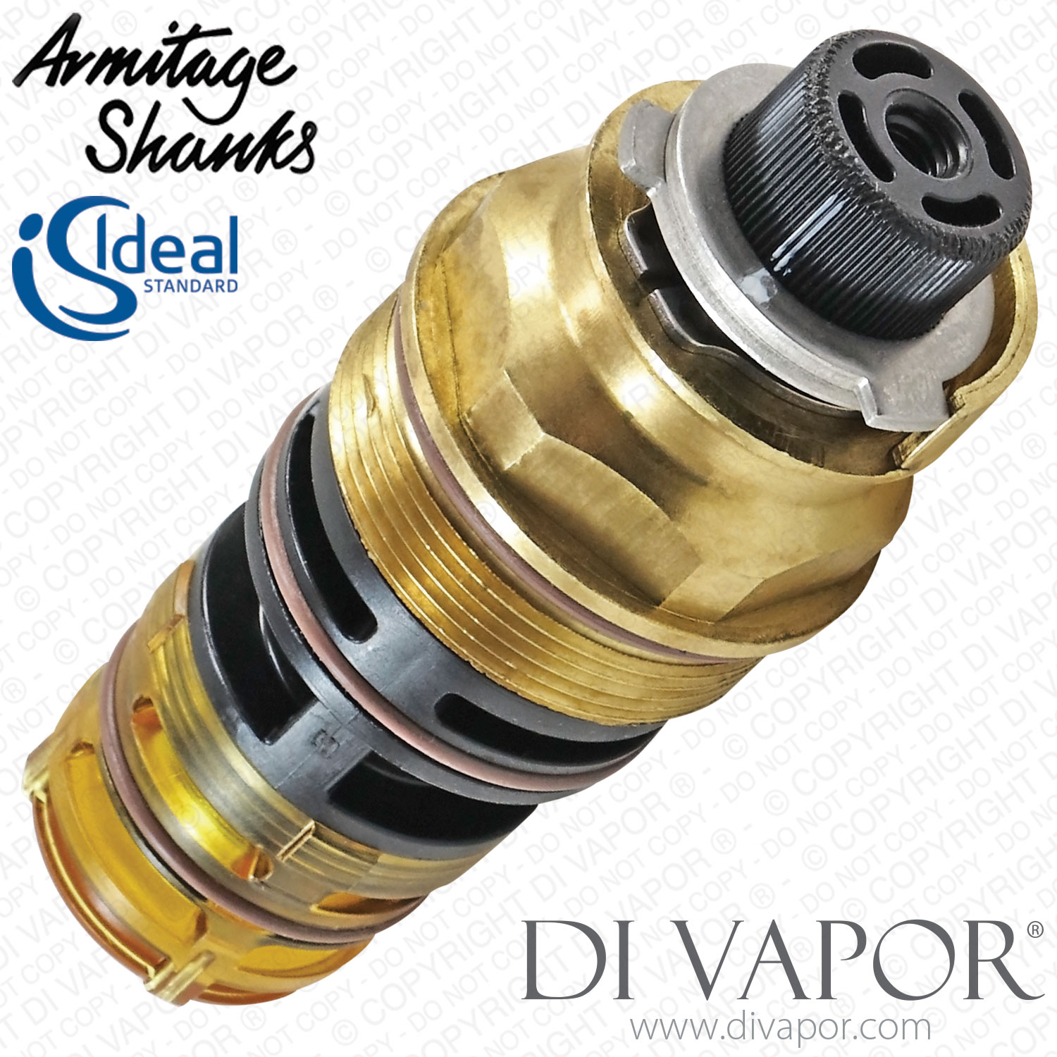 Armitage Shanks A962280nu Markwik Thermostatic Cartridge