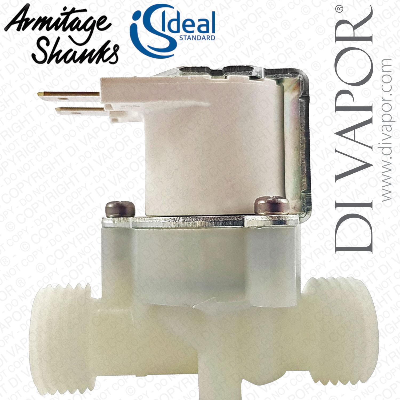 Armitage Shanks A962478nu Solenoid Valve For Sensorflow
