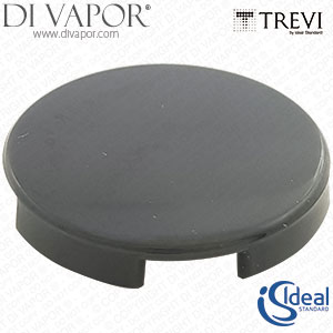 Trevi Therm A962585NU Cap for Handles (Black)