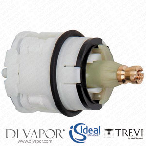 A962985NU Ideal Standard / Trevi Solo Multiport Lever Ceramic Disc Cartridge Assembly (for Taps and Showers)