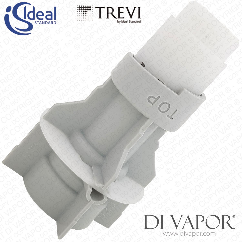 A963124nu Ideal Standard Trevi Therm Temperature Control
