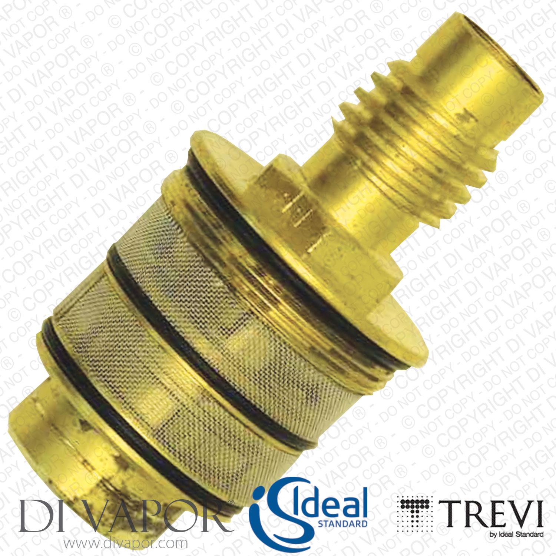 A963584nu Ideal Standard Trevi Ebc 2 1 2 Inch