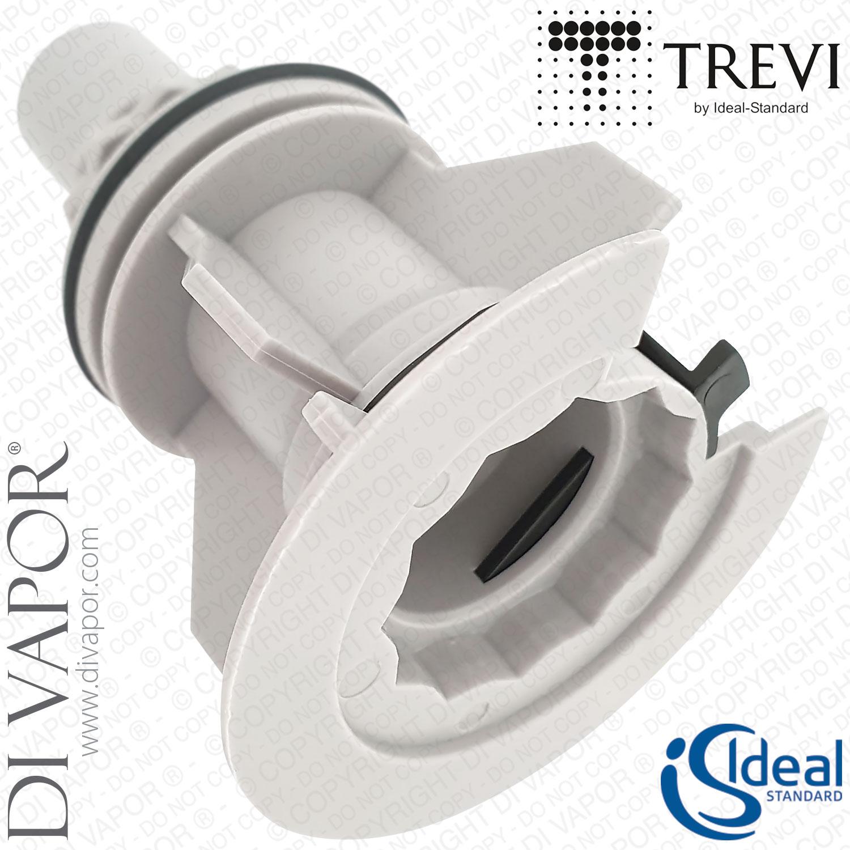 A963649nu Ideal Standard Trevi Mk2 Temperature Handle