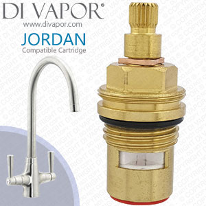 Astracast Jordan TP0414 Hot Side Kitchen Tap Cartridge Compatible Replacement