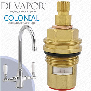 Astracast Colonial Hot Side Kitchen Tap Cartridge Compatible Replacement KSP0053