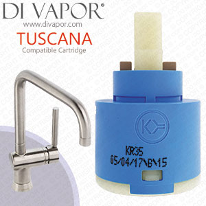 Abode Tuscana Single Lever Kitchen Tap Cartridge