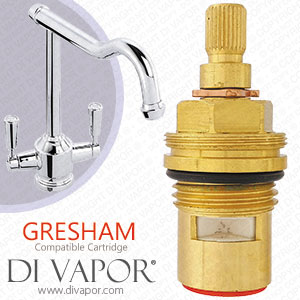 Abode Gresham Hot Monobloc Kitchen Tap Cartridge