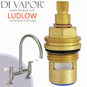 Abode Ludlow Bridge Cold Kitchen Tap Cartridge