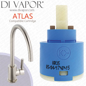 Abode Atlas 35mm Single Lever Kitchen Tap Cartridge