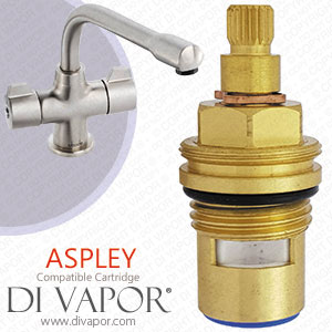 Abode Aspley Cold Kitchen Tap Cartridge