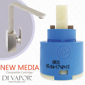 Abode New Media 35mm Kitchen Tap Cartridge Compatible
