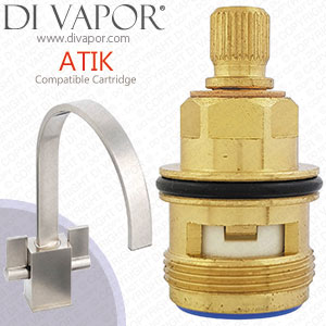 Abode Atik Cold Kitchen Tap Cartridge