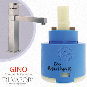 Abode Gino 35mm Single Lever Kitchen Tap Cartridge
