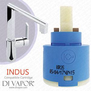 Abode Indus 35mm Kitchen Tap Cartridge