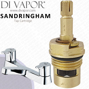 Armitage Shanks Sandringham Bath Pillar Cartridge