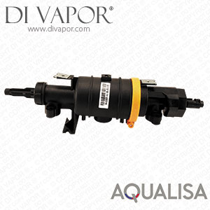 Aqualisa 265509 Orange Opto Gravity Thermostatic Cartridge
