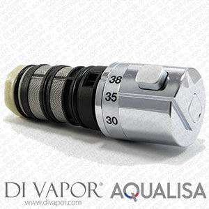Aqualisa 910075 Midas Thermostatic Cartridge with Temperature Control Handle
