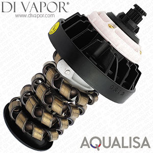 Aqualisa 022802 Pink Multipoint Thermostatic Cartridge for Aquavalve | Aquamixa | Opto | Gainsborough Shower Valves