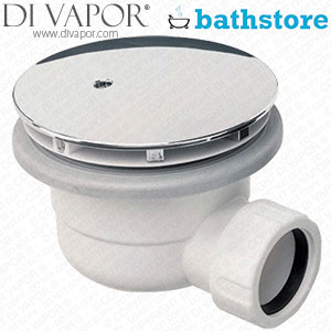 Bathstore Fast Flow Shower Waste (use with Shower Trays)