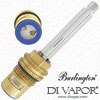 Burlington SP76 On Off Flow Cartridge for Basin Taps