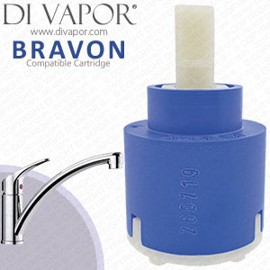 BLANCO BRAVON CHROME HP BM4200CH Kitchen Tap Cartridge Spare
