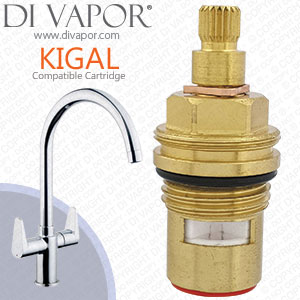 B&Q Kigal Tap Cartridge Spare