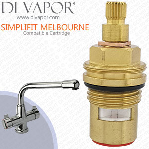 B&Q Simplifit Melbourne Tap Cartridge Spare