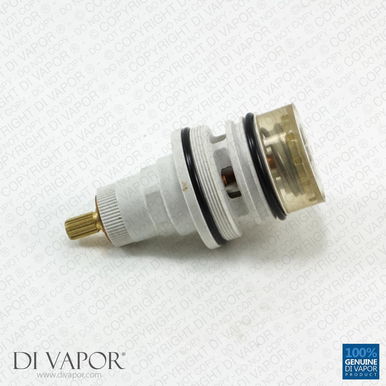 bristan d282 027 35mm heritage bathrooms thermostatic temperature d282 027