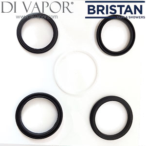 Bristan SK 00400185 (SK00400185) CART5 Seal Kit for 06732COMPL Thermostatic Cartridge