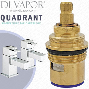 Bristan Quadrant Bath Cold Tap Cartridge Spare BRQ2352