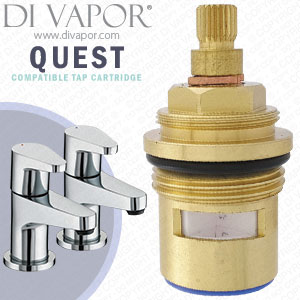 Bristan Quest Bath Cold Tap Cartridge Compatible Spare BRQ4655