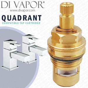 Bristan Quadrant Basin Hot Tap Cartridge Spare BRQ8354
