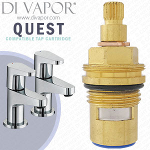 Bristan Quest Basin Cold Tap Cartridge Spare BRQ9574