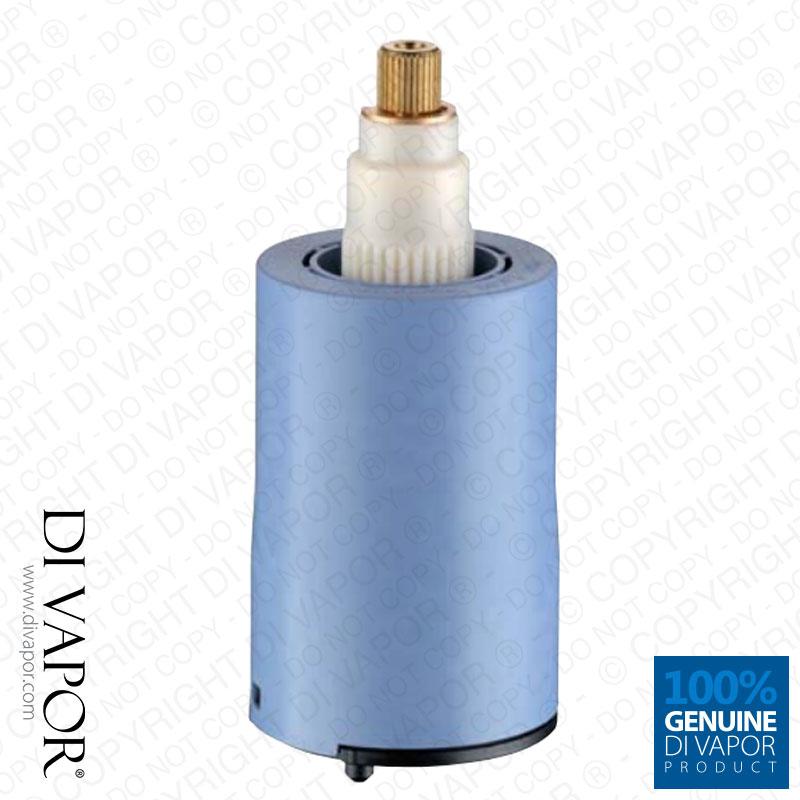 Vernet Ca203 La 00 Thermostatic Cartridge Wickes
