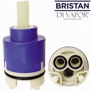 Bristan CART 06701COMPL 40mm Cartridge Replacement for Qube, Chill & Prism Manual Lever Taps