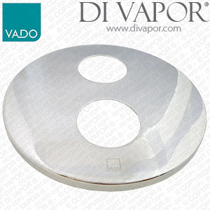 Vado CEL-0010/RO-C/P Shower Valve Faceplate