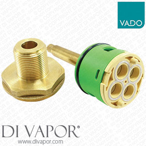 Vado CEL-RETROFIT/DIV Diverter Cartridge for Celsius | Notion | Soho | Nuance | Life | Mix | Origins Shower Valves