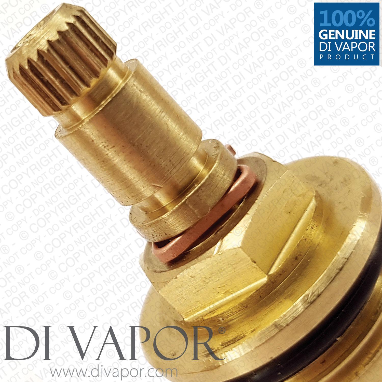 ceramic disc tap cartridge valve insert 1 2 bsp. Black Bedroom Furniture Sets. Home Design Ideas