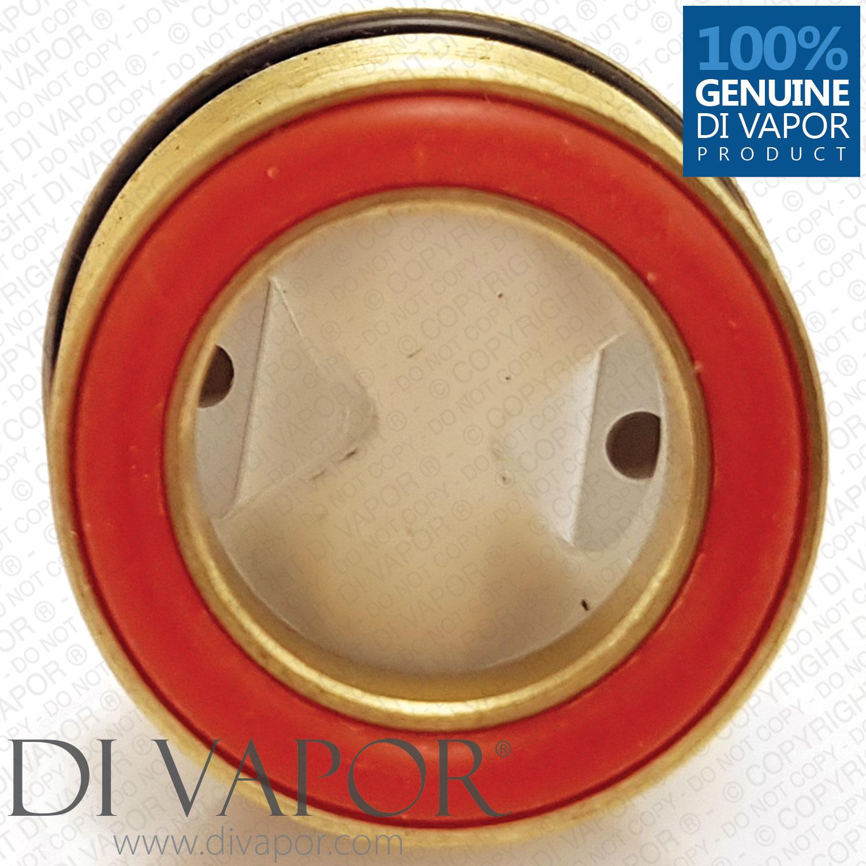 110mm Ceramic Disc Shower Amp Tap Valve On Off Cartridge 3